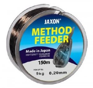 Jaxon Żyłka METHOD FEEDER  0,27mm 150m