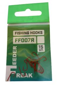 Feeder Freak Haczyki FF007R Nr 16 / 15szt