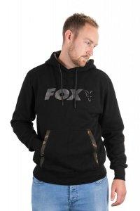 FOX Bluza Black Camo Print Hoody M