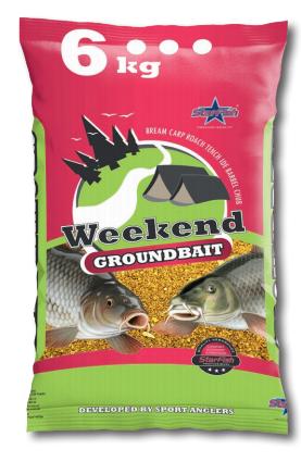 StarFish Zanęta Weekend 6kg Uniwersalna