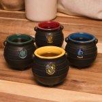 Harry Potter - Filiżanki do espresso zestaw 4 szt.