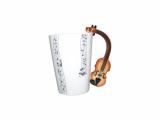 Kubek dla muzyka - skrzypce
