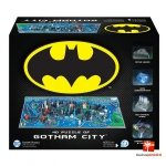 Batman - Puzzle 4D Gotham City 1550 el.