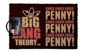 The Bing Bang Theory - Wycieraczka knock knock knock Penny