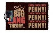 The Bing Bang Theory - Wycieraczka knock knock knock Penny