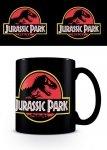 Jurassic Park - Kubek logo