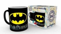 Batman - kubek termoaktywny - zmieniający kolor