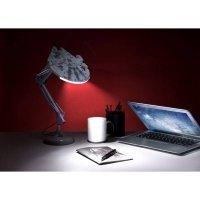 Star Wars - Lampka na biurko 60 cm Millenium Falcon