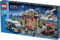 WŁAMANIE DO MUZEUM - LEGO CITY - LEGO 60008