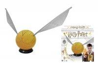 Harry Potter - Puzzle 3D Złoty Znicz 242 el.