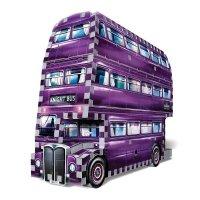 Harry Potter - Puzzle 3D autobus Błędny Rycerz 280 el.