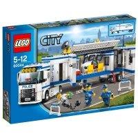 Lego City - Mobilna Jednostka Policji 60044