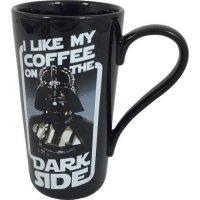 Star Wars - Kubek Latte-Macchiato Darth Vader Gwiezdne Wojny