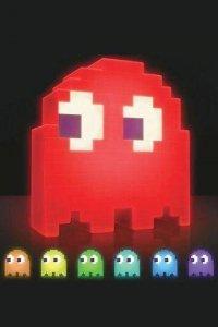 Pac-Man - Lampka duszek USB 20 cm