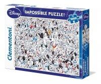 Disney - Puzzle 1000 el. 101 Dalmatyńczyków