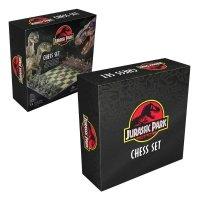 Jurassic Park - Szachy 3D dinozaury