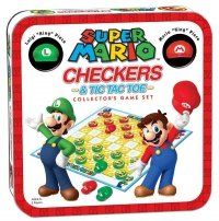 Super Mario - Gra planszowa warcaby