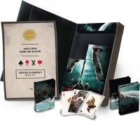 Harry Potter - Karty do gry zestaw 8 talii Harry Potter vs Lord Voldemort