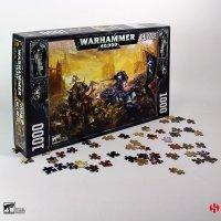 Warhammer - Puzzle 1000 el. Dark Imperium