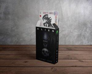 Obcy - Karty do gry Alien