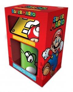 Super Mario - Zestaw upominkowy gift box Yoshi
