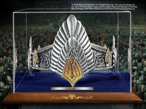 Władca Pierścieni - Korona króla Elessara