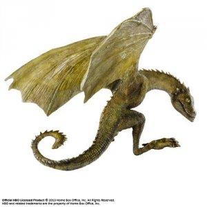 Game of Thrones Sculpture Rhaegal Baby Dragon 12 cm