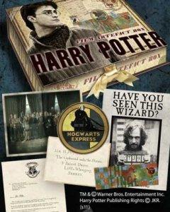 Artefact Box - Harry Potter