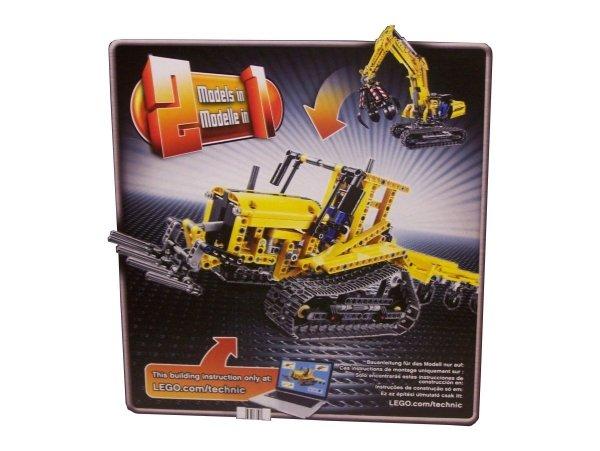 Lego Technic Koparka 42006