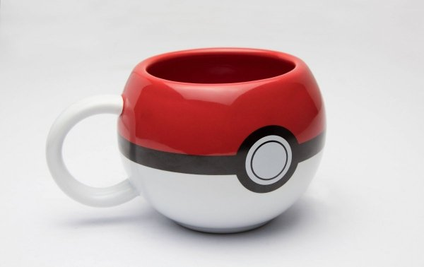 Pokemon - Kubek 3D Pokeball