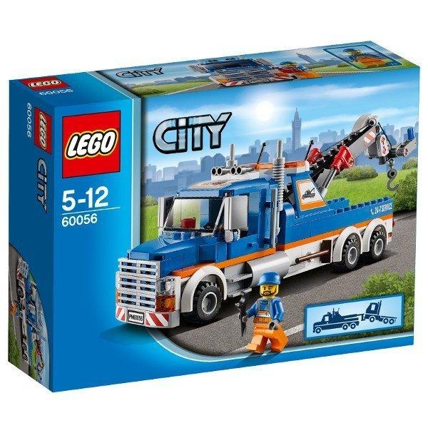 Lego City 60056 - Samochód pomocy drogowej