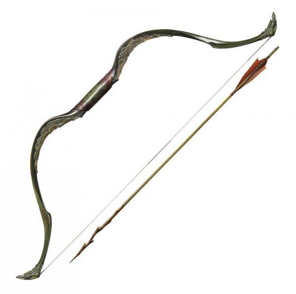 Hobbit - Łuk i Strzała Tauriel 122 cm - replika 1:1