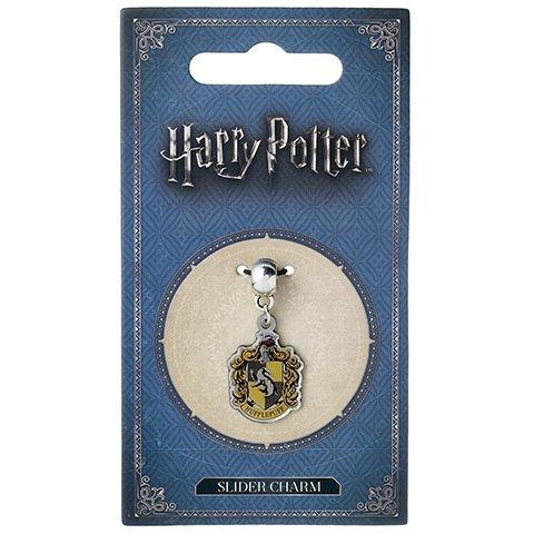 Zawieszka Charm Hufflepuff - Harry Potter (posrebrzane)