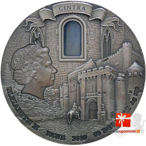 50$ moneta kolekcjonerska Ostatnie życzenie - Wiedźmin