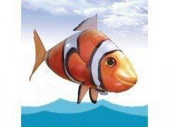 Zdalnie sterowana latająca rybka NEMO