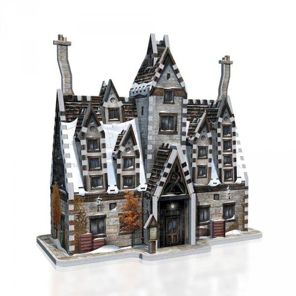 Harry Potter - Puzzle 3D Hogsmeade Pub pod Trzema Miotłami