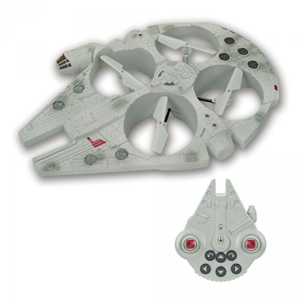 Star Wars VII - Quadrocopter Millenium Falcon - Dron Sokół Millenium 35 cm
