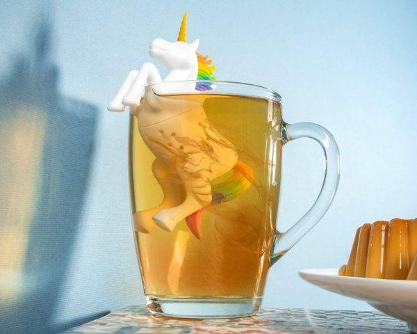 Zaparzaczka do herbaty - Jednorożec