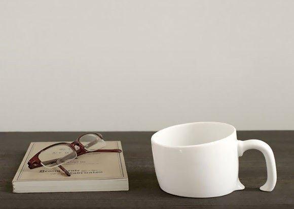 Tonący kubek - niezwykle oryginalny prezent