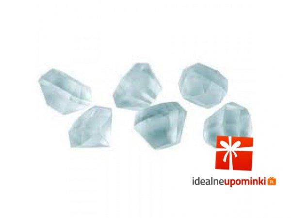 Silikonowa forma lodowa - diamenty