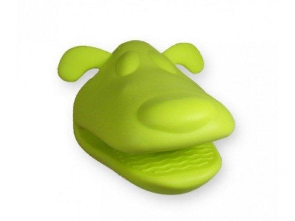 Silikonowe łapki pieski - złap gorące naczynia
