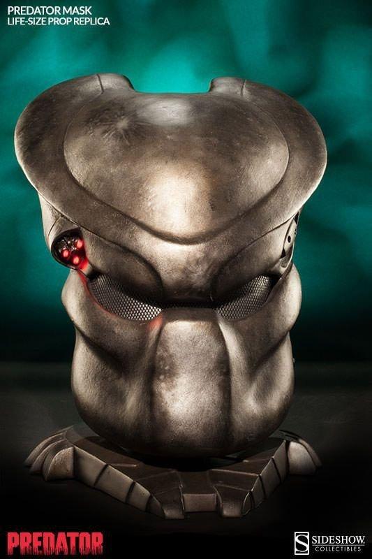 Predator - Oryginalna maska Predatora - skala 1:1