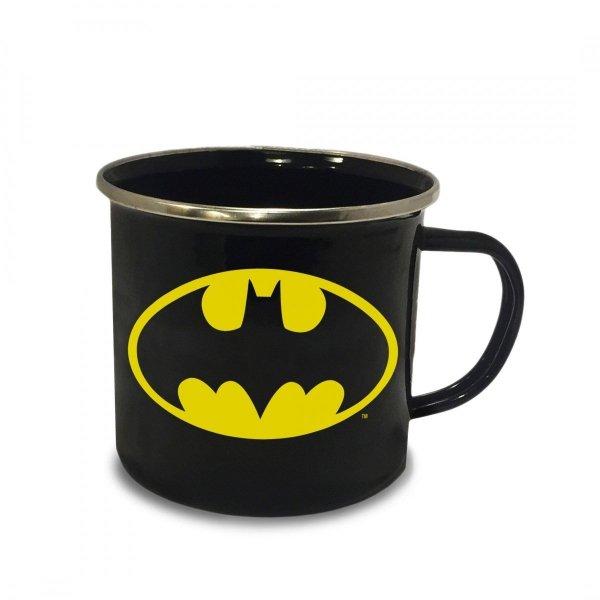 Batman - Kubek emaliowany Logo