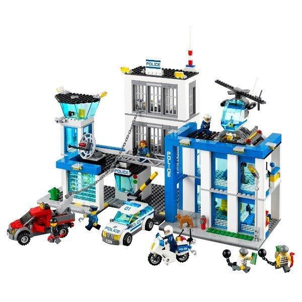 Lego City 60047 - Posterunek Policji