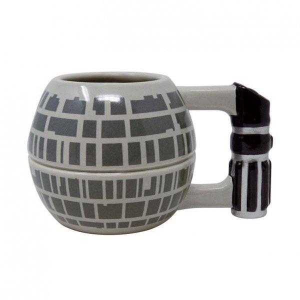 Star Wars - Kubek ceramiczny Gwiazda Śmierci