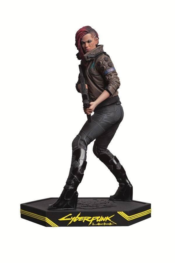 Cyberpunk 2077 - Figurka Female V 22 cm