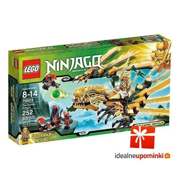 Lego Ninjago 70503 Złoty Smok
