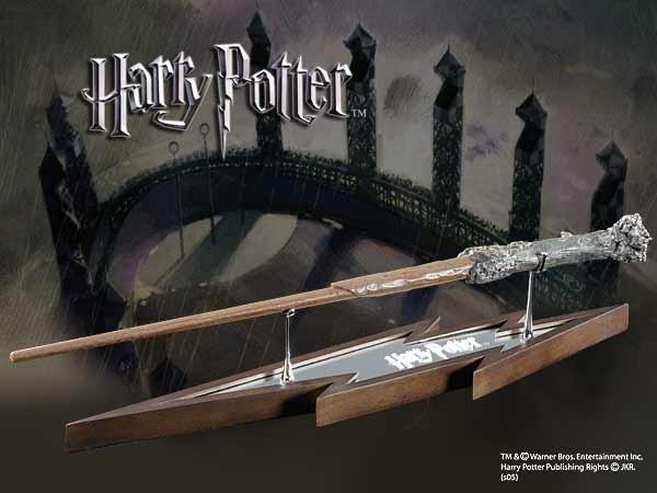 Harry Potter - Podstawka pod różdżkę - błyskawica