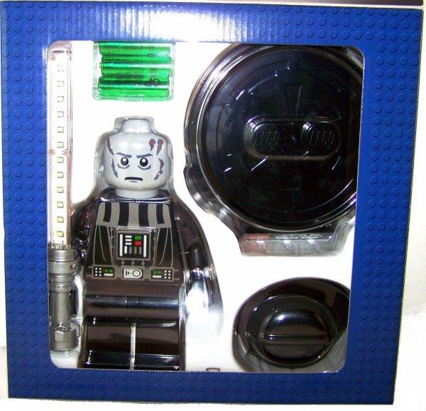 LEGO Lampka Darth Vader - Gwiezdne Wojny Star Wars