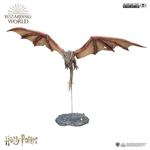 Harry Potter - Figurka smok Rogogon węgierski 23 cm